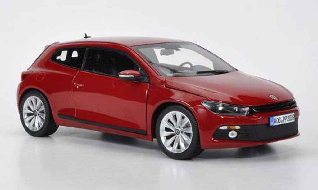 volkswagen scirocco iii rot 2008 norev modellauto 1 18 kaufen verkauf modellauto online. Black Bedroom Furniture Sets. Home Design Ideas