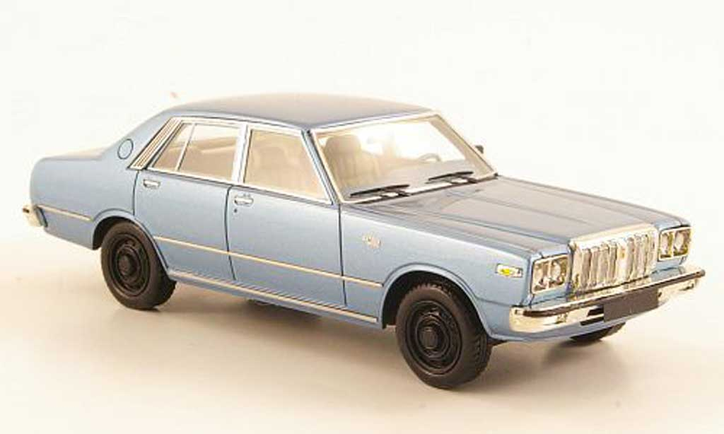 Datsun 200L 1/43 Neo Laurel (C230) bleu miniature