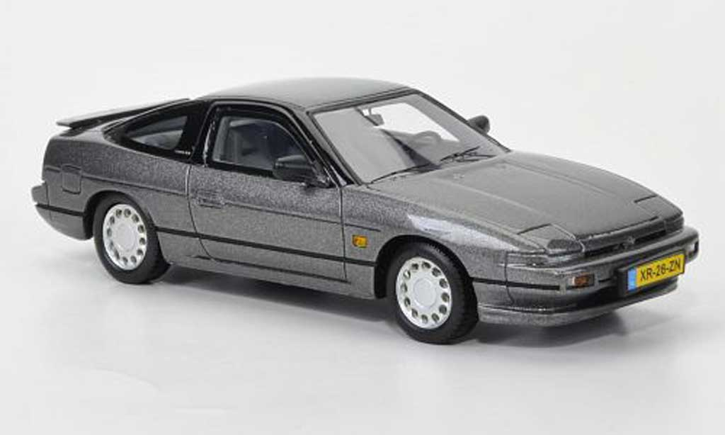 Nissan 200 SX 1/43 Neo (S13) grise 1991 miniature