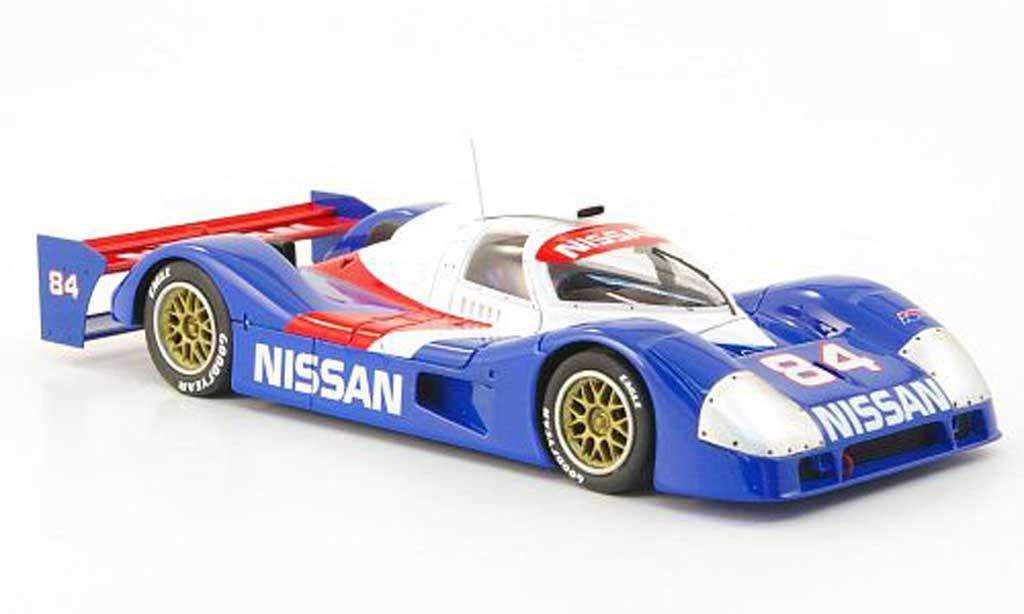 Nissan P35 1/43 Ebbro No.84 Predotyp 1992 diecast model cars
