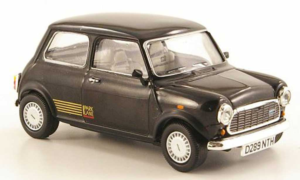 austin mini cooper park lane black rhd 1987 vitesse diecast model car 1 43 buy sell diecast. Black Bedroom Furniture Sets. Home Design Ideas