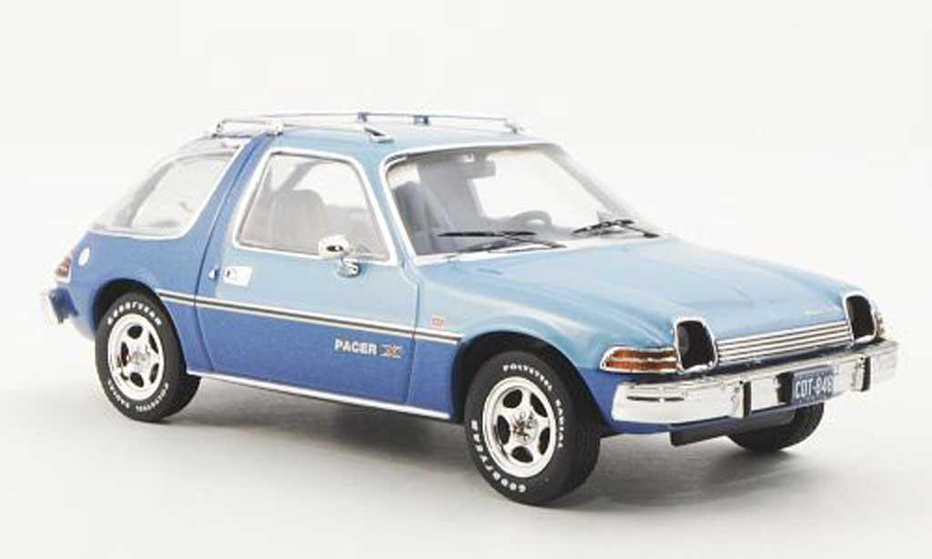 AMC Pacer 1/43 Premium X X Levis Edition 1975 miniature