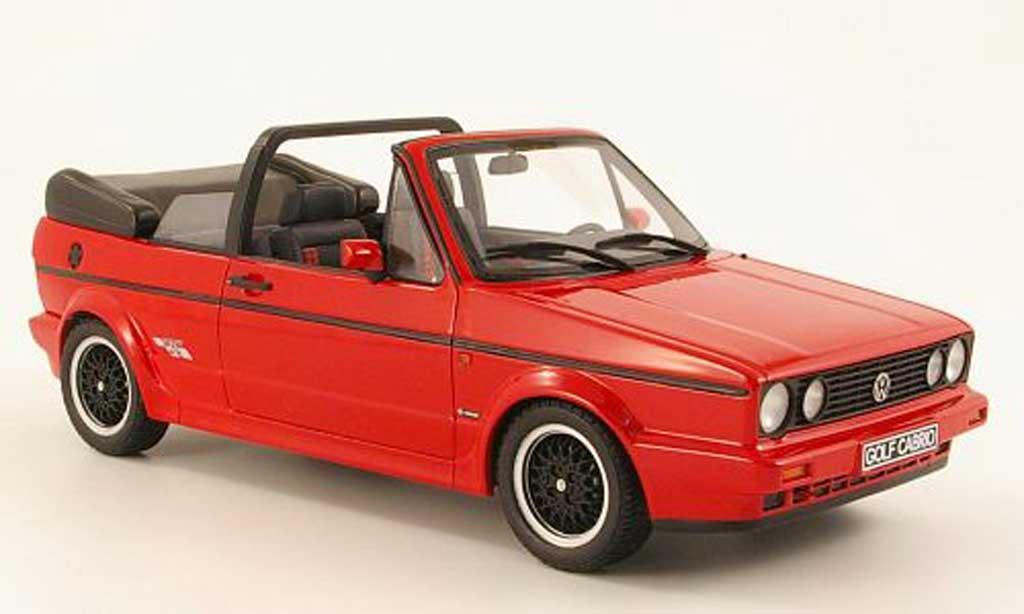 volkswagen golf 1 cabriolet sportline rot ottomobile. Black Bedroom Furniture Sets. Home Design Ideas