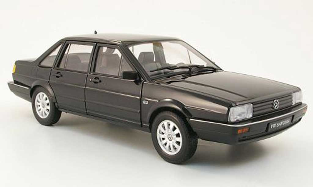volkswagen santana black 1986 welly diecast model car 1 18 buy sell diecast car on alldiecast. Black Bedroom Furniture Sets. Home Design Ideas