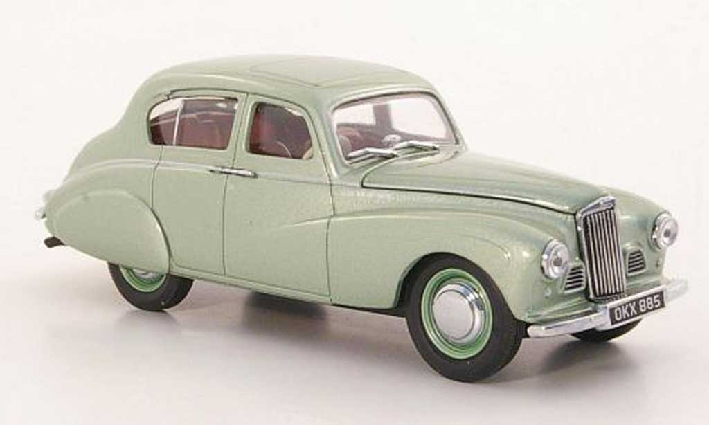 Sunbeam 90 1/43 Oxford Talbot MKII grun miniature