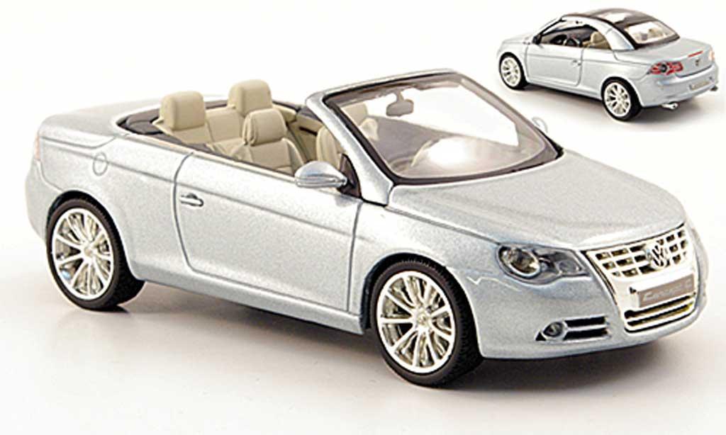 Volkswagen Concept 1/43 Norev C grise 2005 miniature