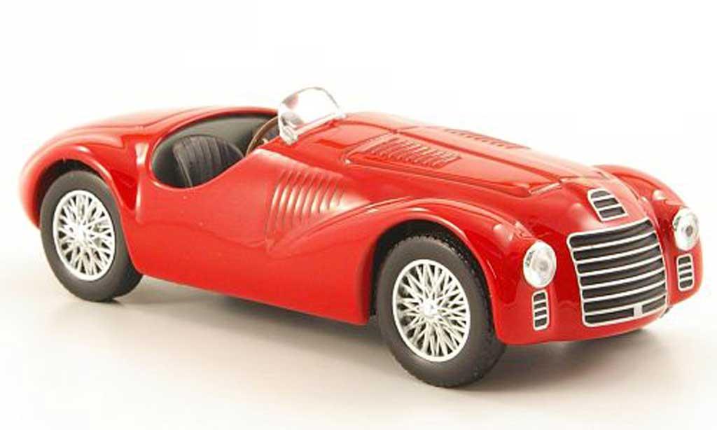 Ferrari 125 1/43 Hachette S rouge miniature