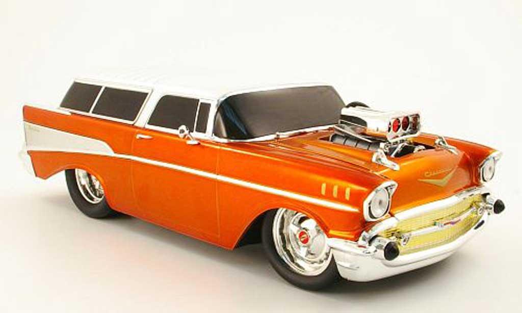 Chevrolet Nomad 1/18 M2 Machines kupfer/beige 1957 miniature