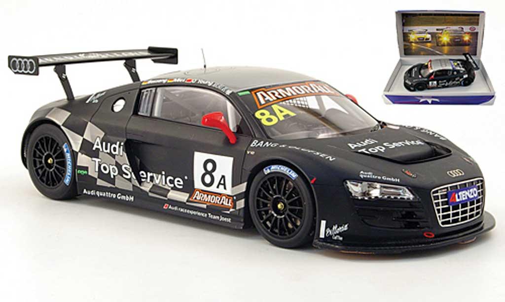 Audi R8 LMS 1/18 Spark gt3 no.8 henri lloyd 12h bathurst 2011 d.o'young / m.basseng / c.mies diecast