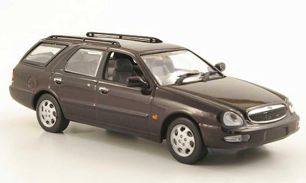 Ford Scorpio 1/43 Minichamps Turnier lila 1995 miniature