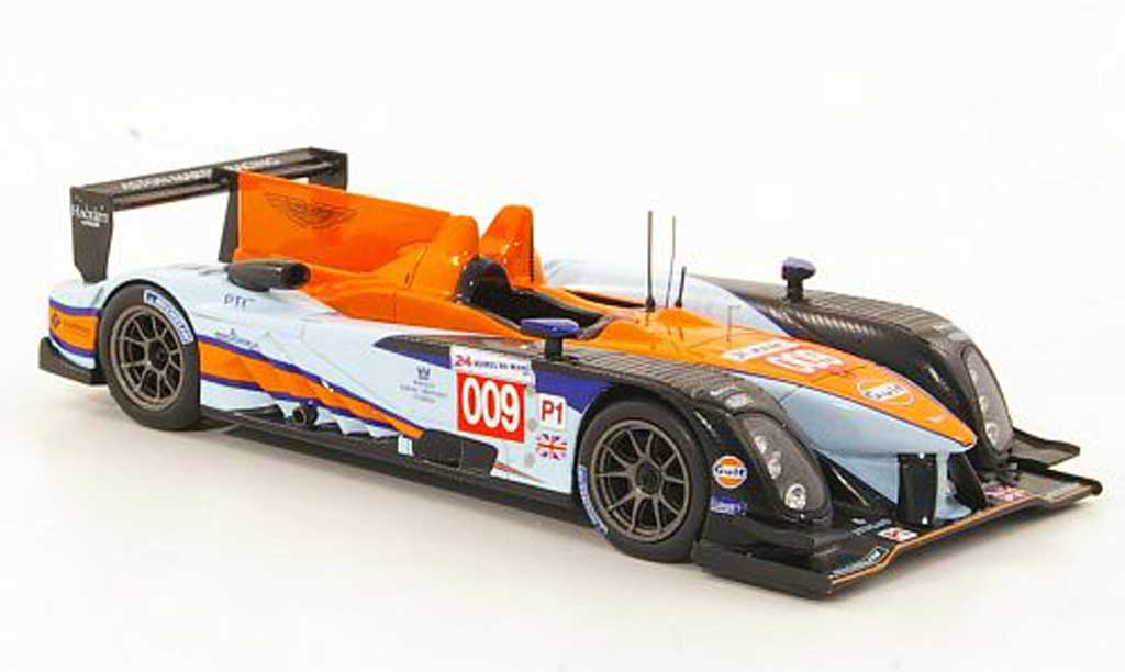 Aston Martin AMR One 1/43 Spark No.009 24h Le Mans 2011 miniature