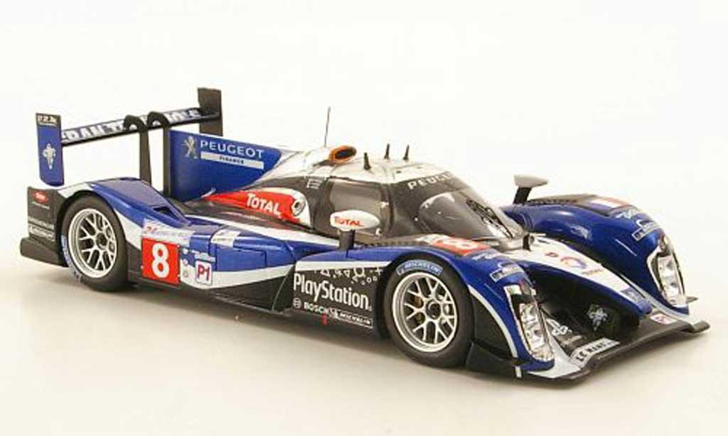 Peugeot 908 2011 1/43 Spark No.8 Sport Total 24h Le Mans miniature