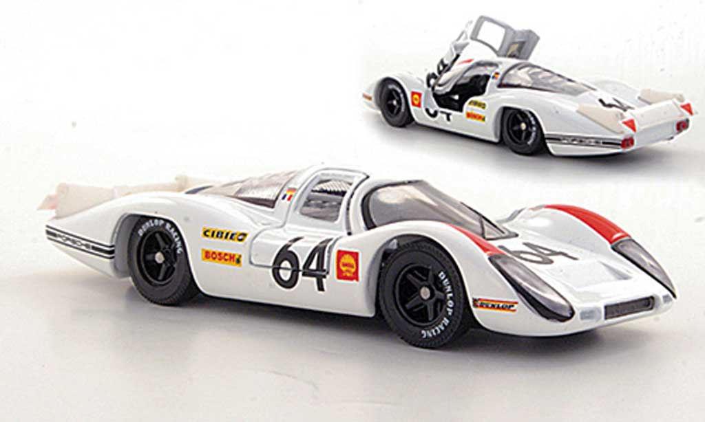Porsche 908 1969 1/43 Solido No.64 diecast model cars