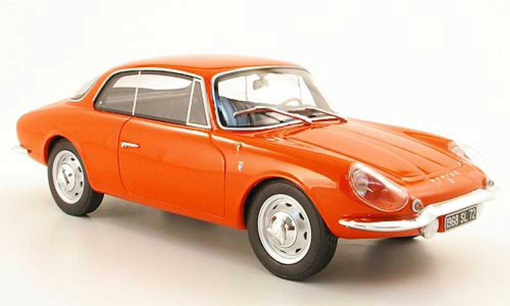 Alpine GT4 1/18 Ottomobile 1300 orange miniature