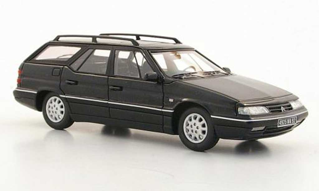 Citroen XM 1/43 Neo Break verte 1994 miniature