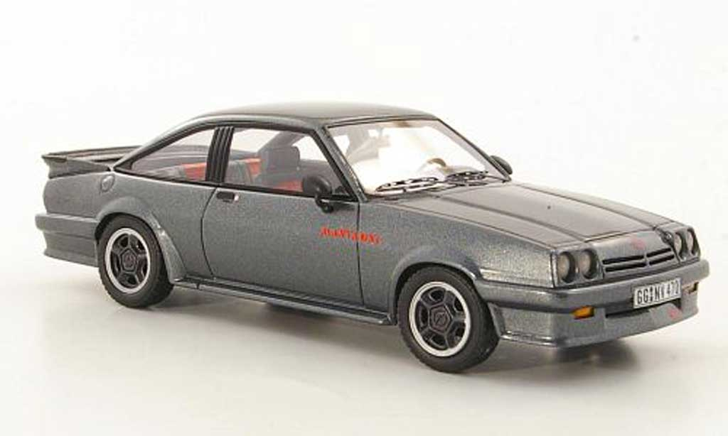 opel manta b gsi grau 1986 neo modellauto 1 43 kaufen verkauf modellauto online. Black Bedroom Furniture Sets. Home Design Ideas