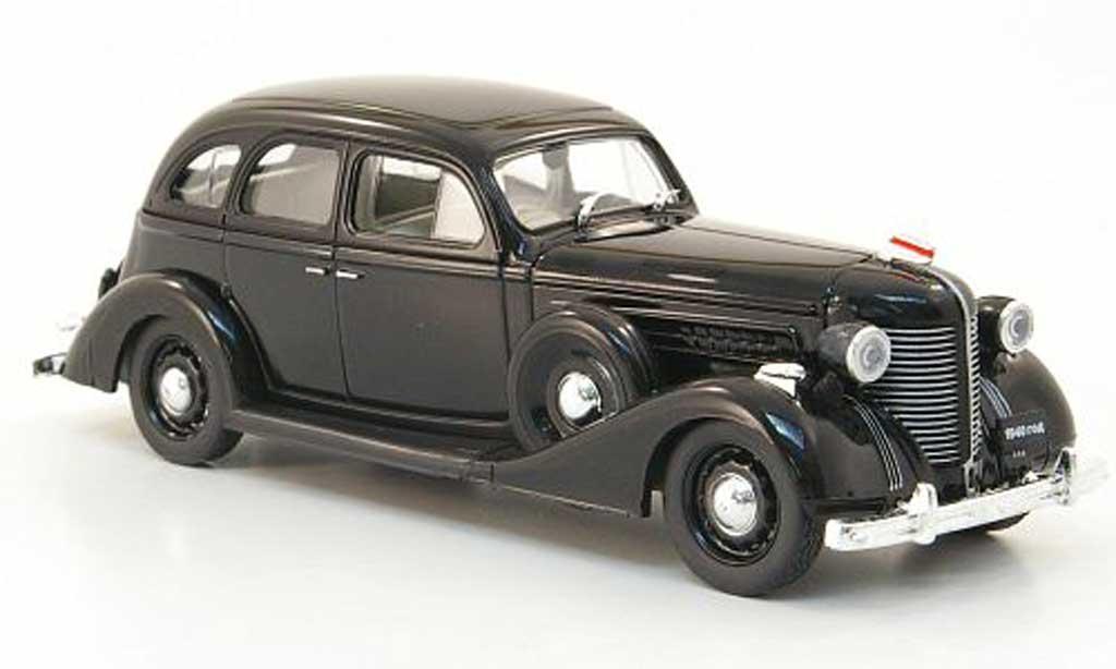 Zis 101 1/43 Nash Avtoprom A noire miniature