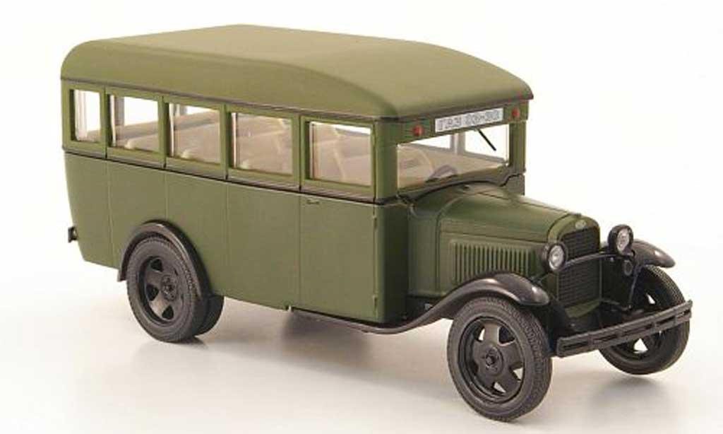 Gaz 03-30 1/43 Nash Avtoprom oliv miniature
