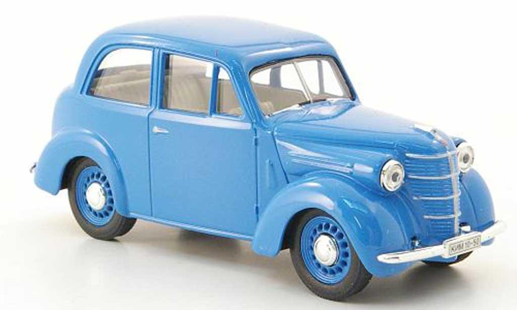Kim 10-50 1/43 Nash Avtoprom bleu modellautos