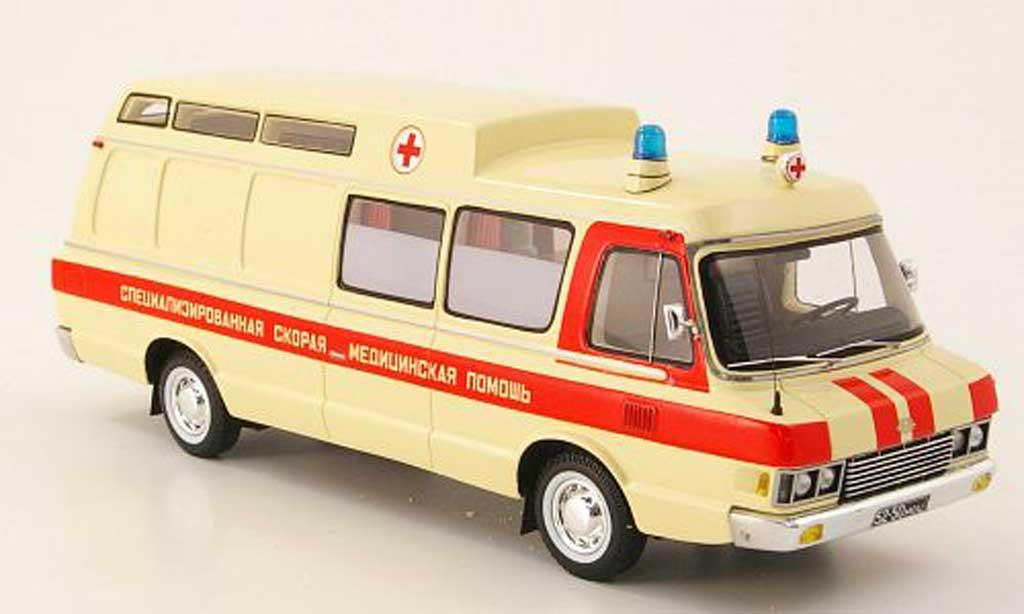 Zil 118 1/43 DIP Models KA Rettungswagen miniature