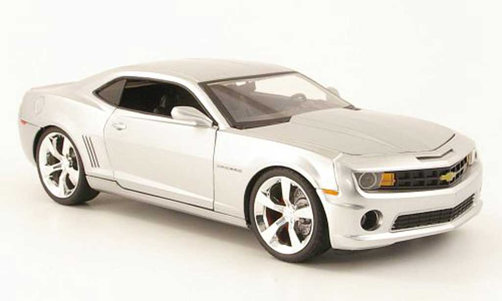 chevrolet camaro ss rs metallisch grau 2010 jada toys. Black Bedroom Furniture Sets. Home Design Ideas