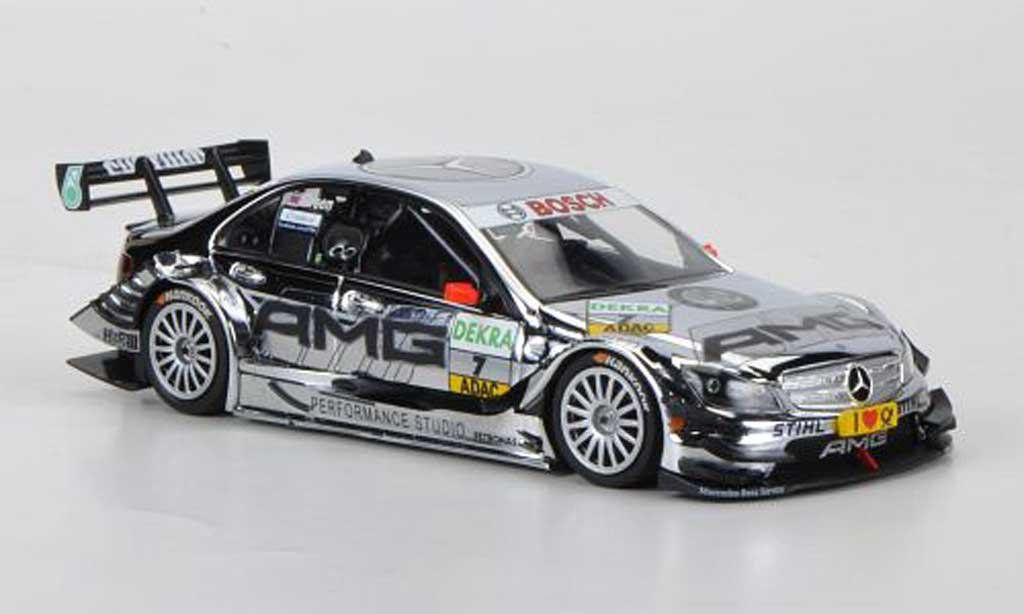 Mercedes Classe C 1/43 Minichamps DTM No.7 AMG Performance Studio J.Green DTM Saison 2011 diecast model cars