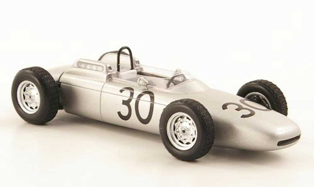 Porsche 804 1962 1/43 TrueScale Miniatures F1 No.30 Grand Prix Frankreich diecast model cars