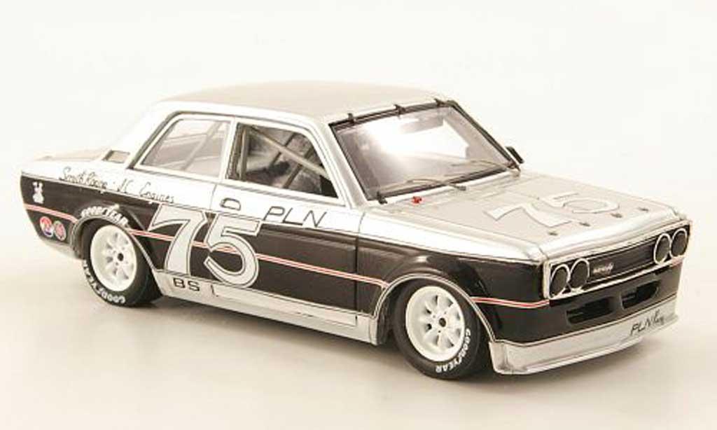 Datsun 510 1/43 TrueScale Miniatures No.75 PLN Racing 1976