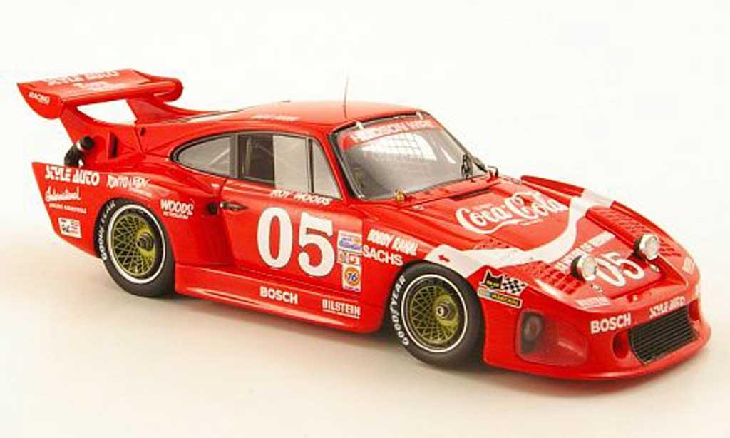 Porsche 935 1980 K3 No.05 Coca-Cola B.Akin 24h Daytona TrueScale Miniatures. Porsche 935 1980 K3 No.05 Coca-Cola B.Akin 24h Daytona Coca Cola miniature 1/43