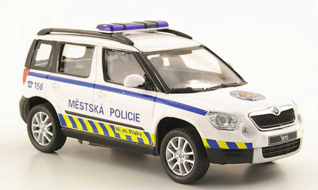 skoda yeti yeti mestska policie praha polizei prag abrex. Black Bedroom Furniture Sets. Home Design Ideas
