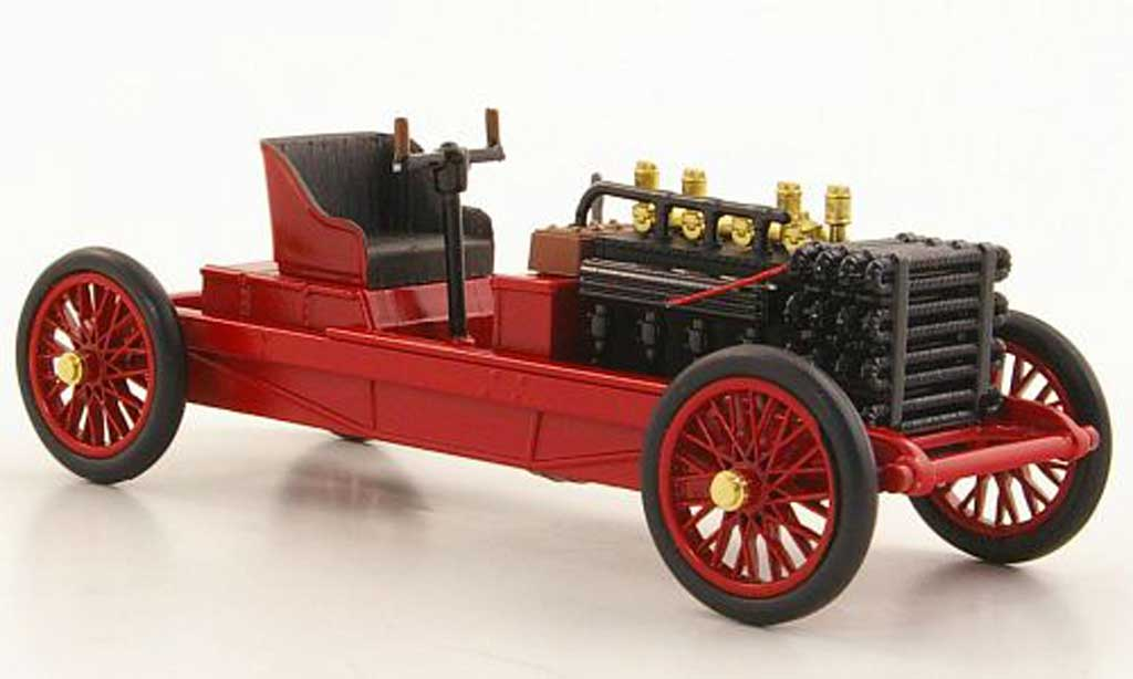 Ford 999 1/43 Rio rouge 1902 miniature