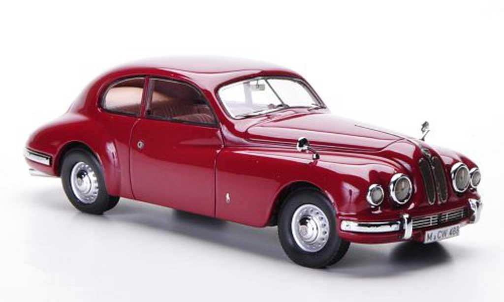 Bristol 401 1/43 Neo rouge LHD limitierte Auflage 300 Stuck 1950 miniature