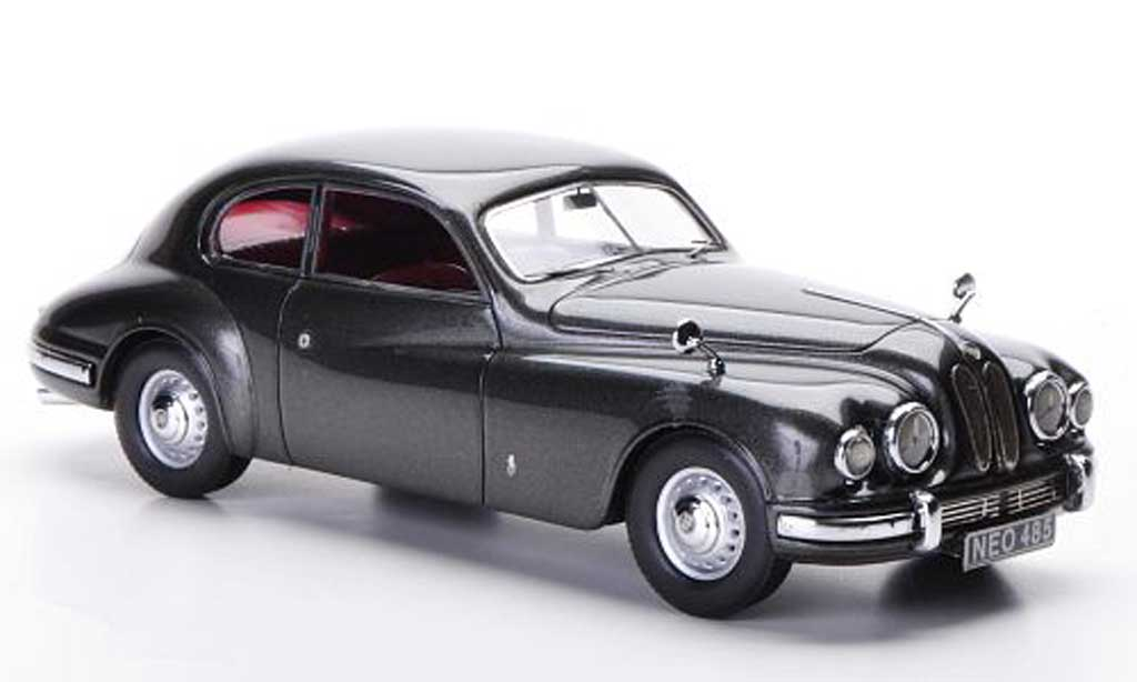 Bristol 401 1/43 Neo grise RHD 1950 miniature