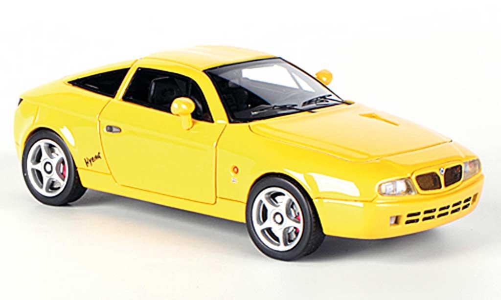 Lancia Hyena Zagato 1/43 Neo jaune limitierte Auflage 300 Stuck 1992 miniature