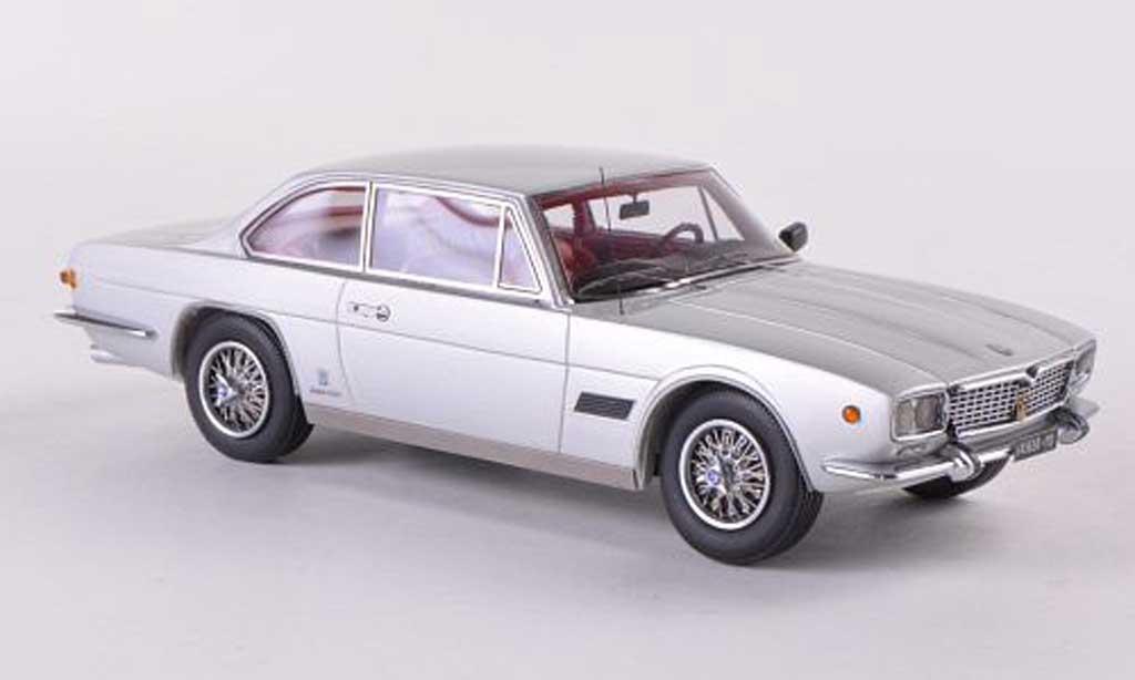 Maserati Mexico 1/43 Neo grise 1966 miniature