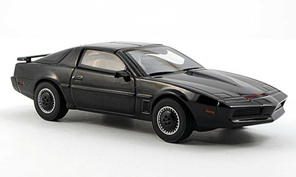 Pontiac Knight Rider K2000 1/43 Hot Wheels Elite K.I.T.T. miniature