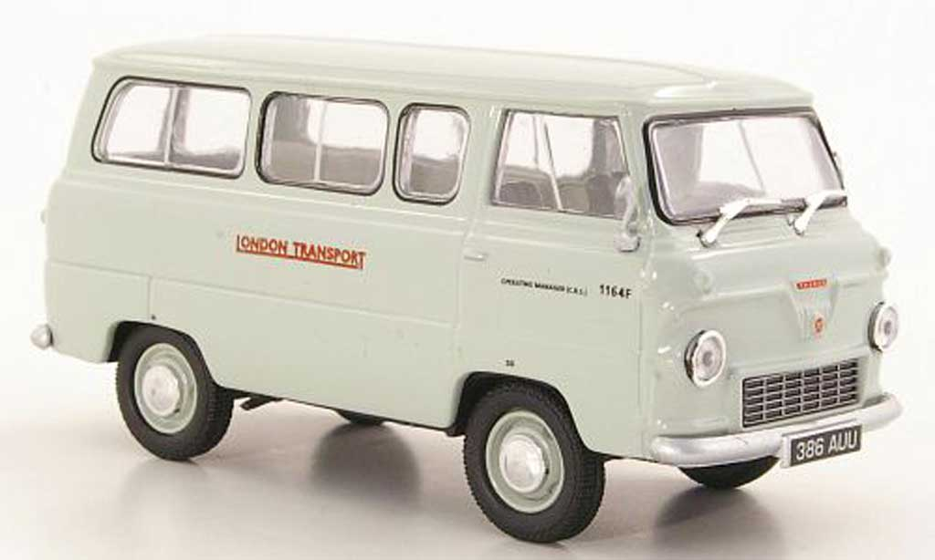 Ford 400E 1/43 Oxford London Transport RHD miniature