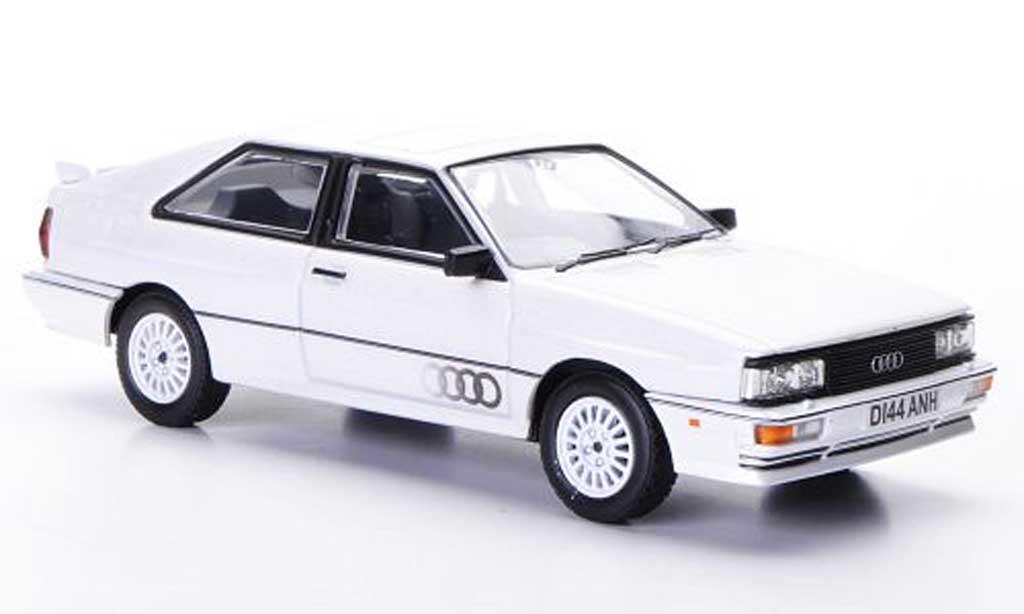 audi quattro mkii weiss rhd 1987 vanguards modellauto 1 43 kaufen verkauf modellauto online. Black Bedroom Furniture Sets. Home Design Ideas