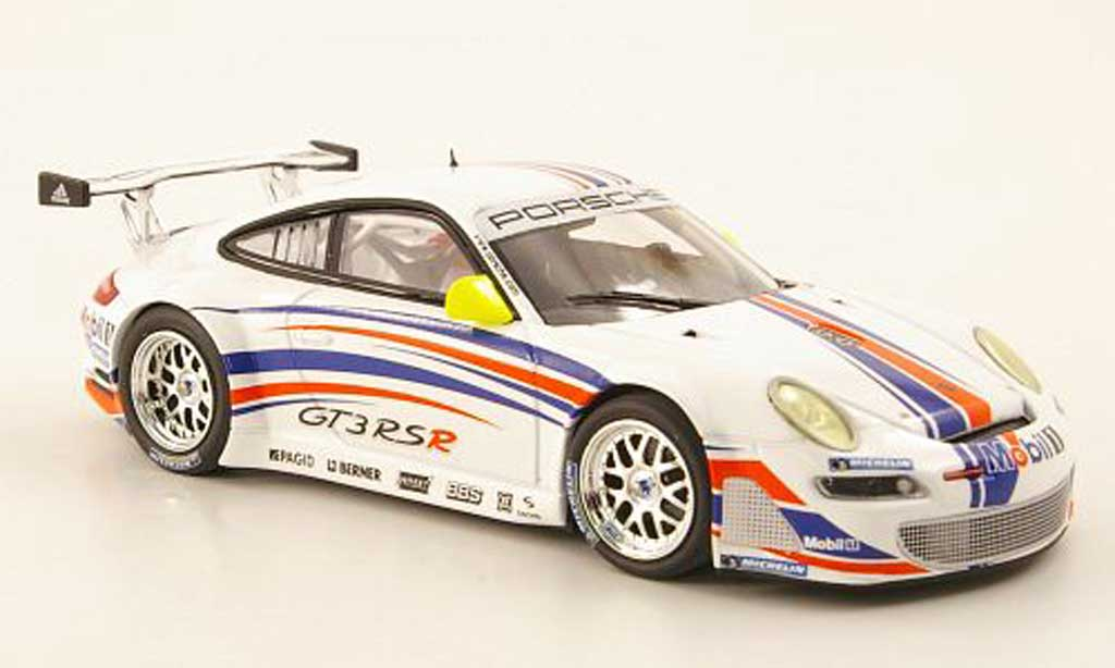 Porsche 997 GT3 RSR 1/43 Minichamps Prasentationsmodell miniature