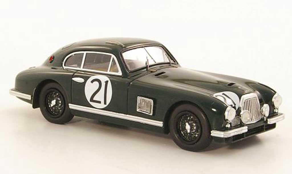 Aston Martin DB2 1/43 Spark No.21 C.Brackenbury/R.Parnell 24h Le Mans 1950 diecast model cars