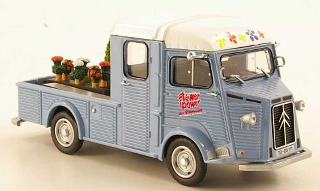 Citroen Type H 1/43 Eligor Pritsche Flower Power - Der Blumenladen miniature