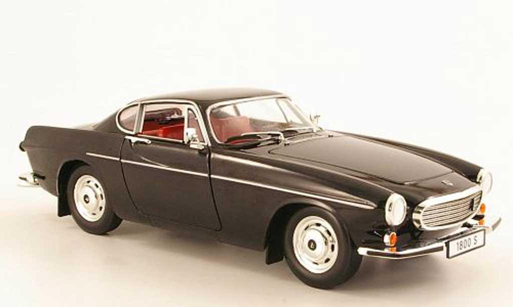 Volvo P1800 1/18 Revell S black 1967 diecast model cars
