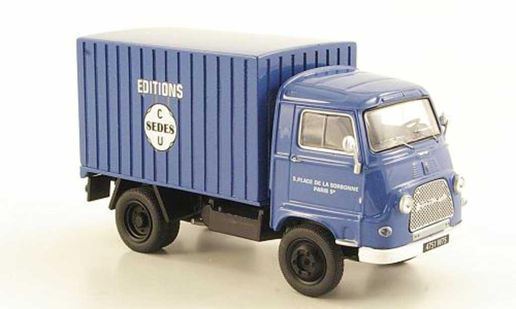 Sinpar Mini camion 1/43 Eligor Editions CDU Sedes Koffer-LKW