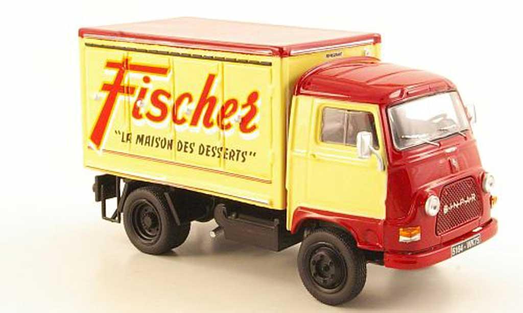 Sinpar Mini camion 1/43 Eligor Fischer Kuhlkoffer-LKW miniature