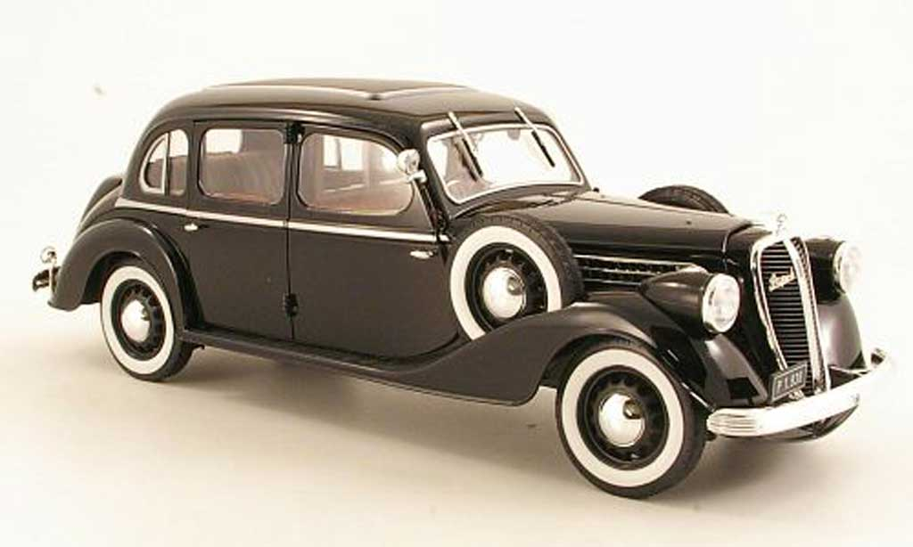 Skoda Superb 1938 1/18 Abrex 913 noire miniature