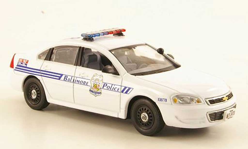 chevrolet impala 2011 baltimore maryland police first response modellauto 1 43 kaufen verkauf. Black Bedroom Furniture Sets. Home Design Ideas