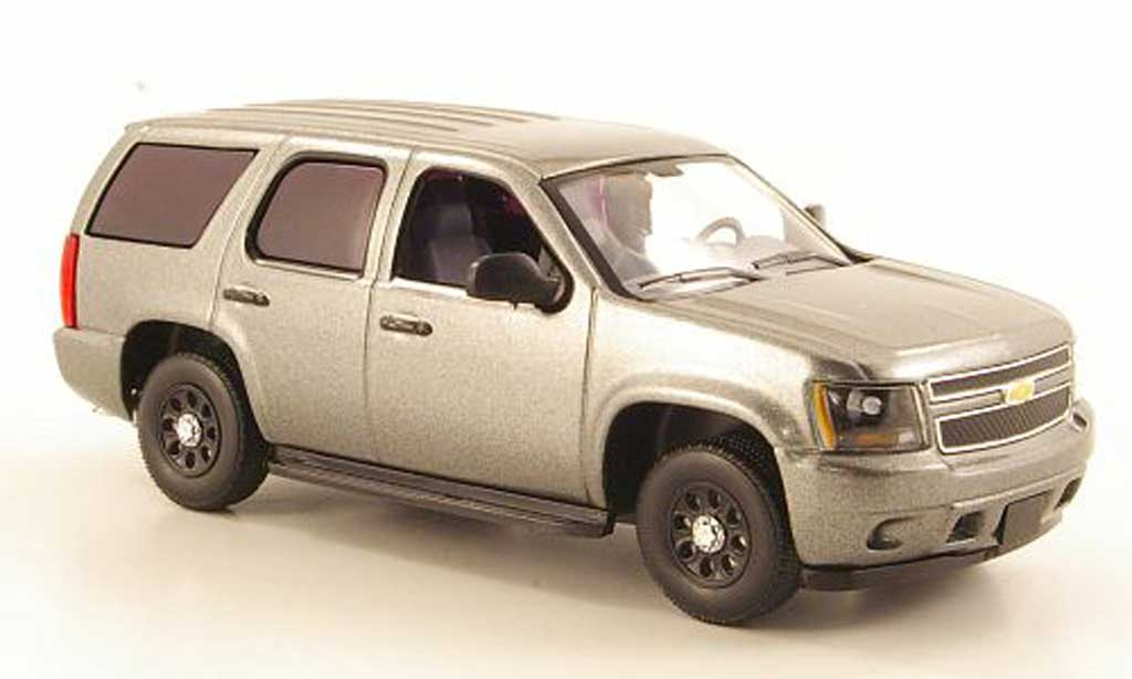 Chevrolet Tahoe 1/43 First Response PPV grise 2011 miniature