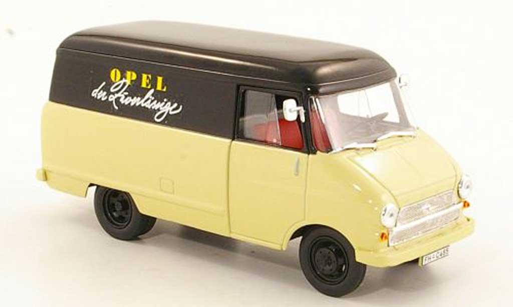 Opel Blitz 1/43 Starline Kastenwagen A Der Zuverlassige 1960 miniature
