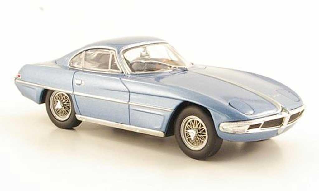 Lamborghini 350 GT V 1/43 Starline V grise bleu 1963 miniature