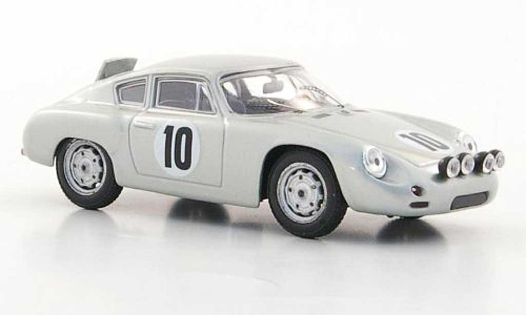 Porsche Abarth 1/43 Best No.10 Team Pablo Picasso Hospitalier / Perie Rally dos Catalunas 1965 diecast model cars